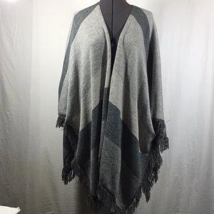Kori America Open Front Kimono Size S/M